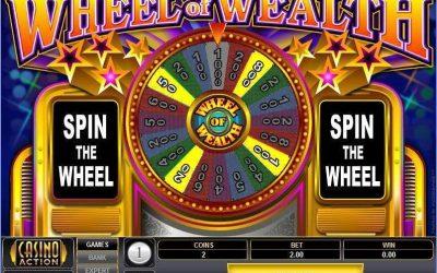 Multiplayer Wheel of Wealth